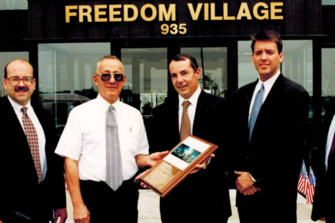 Freedom Village Founders
