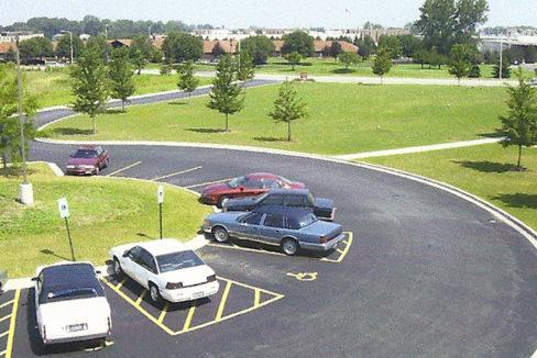 Freedom Village Parking