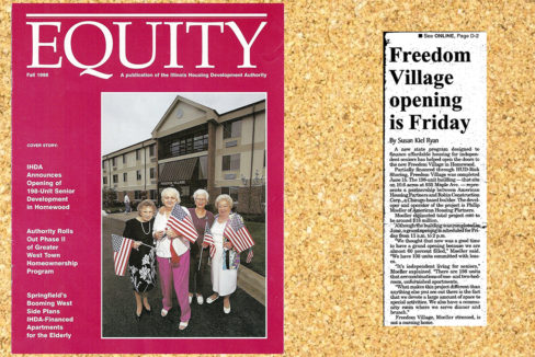 Freedom Village in the News