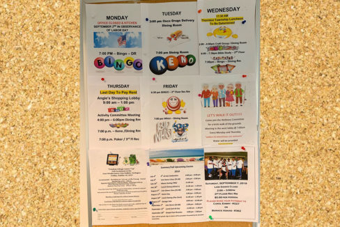 Freedom Village Events