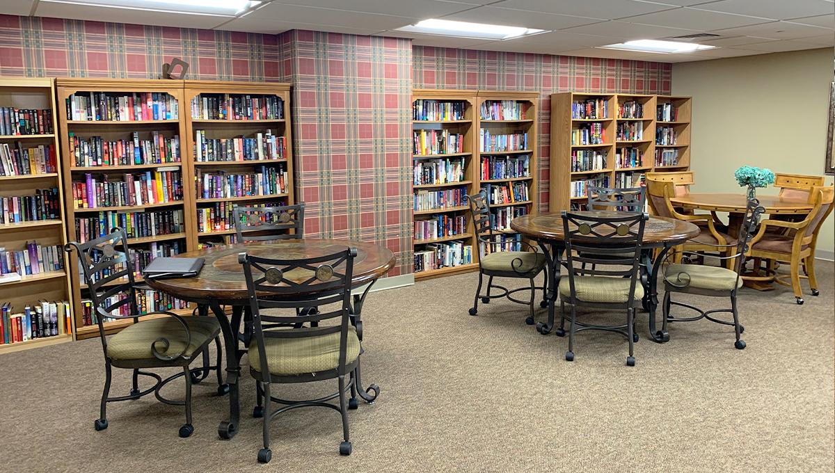 Poplar Creek Village Library