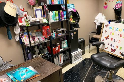 Poplar Creek Village On Site Hair Salon