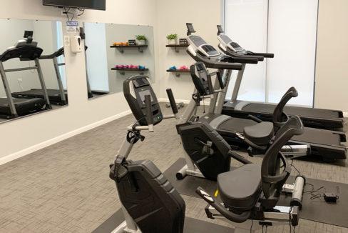 Forest Oak Workout Room