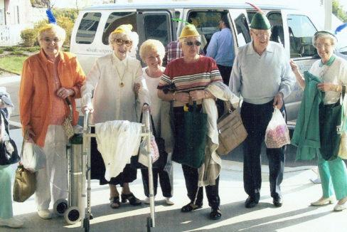 Hunt Club Village Halloween
