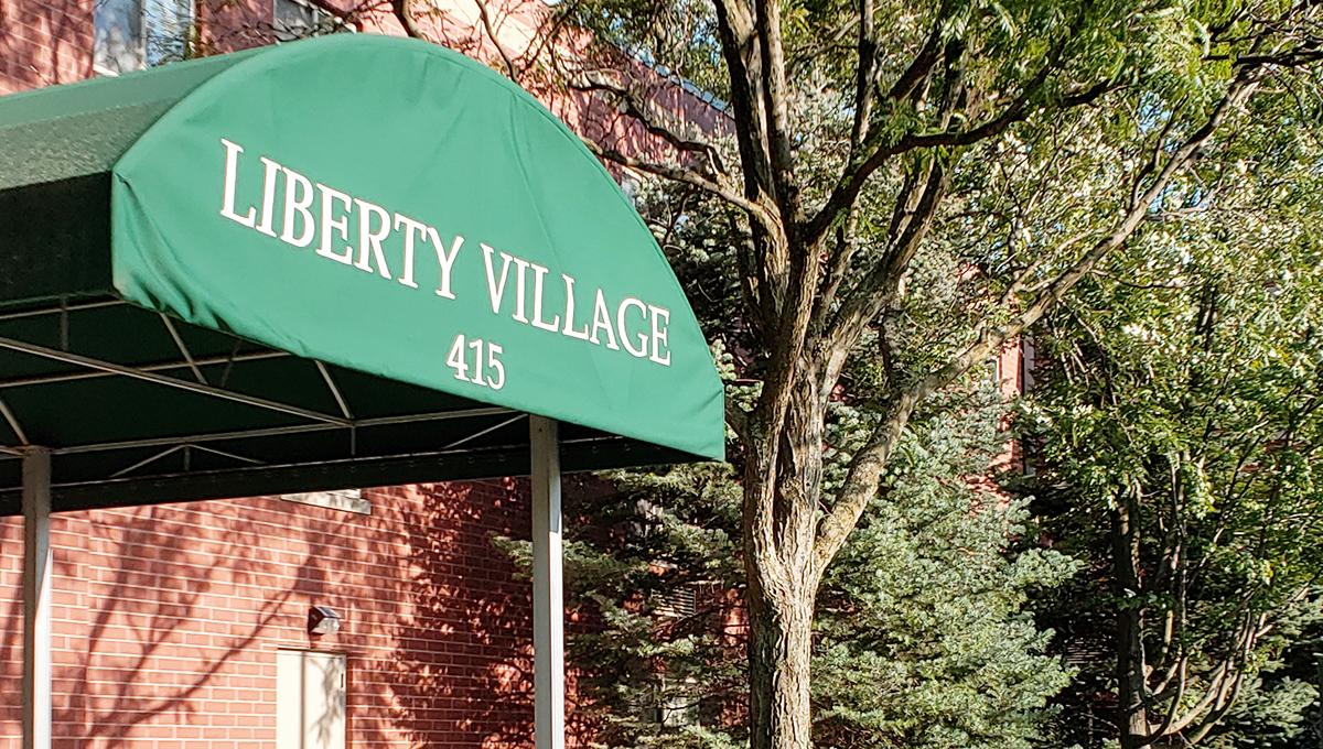 Liberty Village Entrance