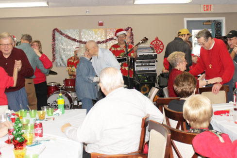 Liberty Village Holiday Party Fun