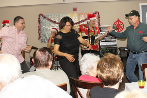 Liberty Village Holiday Event